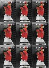 TONY CINGRANI 2013 FINEST #27 NICE (9) CARD ROOKIE LOT REDS FREE COMBINED S/H