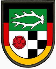 Wappen von Bedburg  Patch Pin, Aufnäher