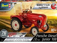 Revell 07820 Porsche Junior 108 easy-click Bausatz 1:24 Neu