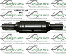 Catalytic Converter-Exact-Fit Davico Exc CA 14223