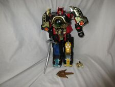 Mighty Morphin Power Rangers Original 1994 Thunder Megazord