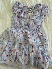 target love shack fancy dress, size Medium, cotton