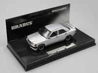 Minichamps 1:43 Brabus 190E 3.6S  1989  silver
