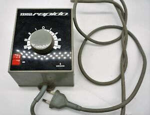 Arnold 0709/2 Universal Trafo Transformator Fahrregler gebraucht