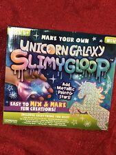 Unicorn Galaxy Slimygloop Creations Slime Maker Kids Craft Educational Fun