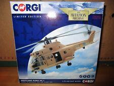Corgi Aviation 1/72 Westland Puma HC.1 Gulf War 1991 Limited AA27004
