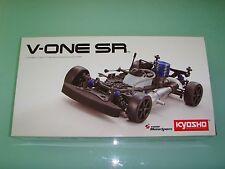 Kyosho 1/10 GP 4wd V-One SR w/GXR15V Engine Chassis Kit