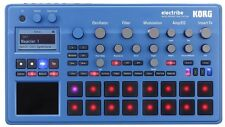 KORG electribe2 BL dance music production live performance the machine Blue