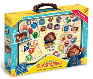 Paddington Bear Learning Suitcase Interactive Tablet