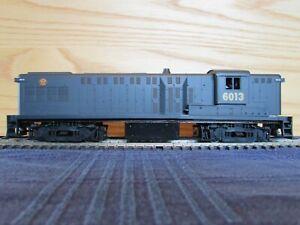 Stewart/Kato Limited Edition HO Baldwin AS-16 Seashore Lines #6013