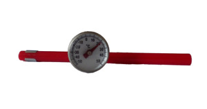 Pocket Dial Thermometer -50 to 50 °C with Sheath