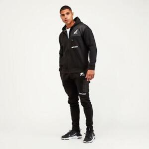 Mens Amity London Topaz Black Poly Suit (ALA1) RRP £59.99