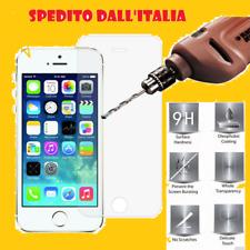 PELLICOLA VETRO  APPLE IPHONE 5 5S 5C SE 6 6S 7 8 SCHERMO  PROTEGGI DISPLAY