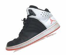 ecb5d25be6bf Nike Jordan 1 Flight 4 Premium Black 838818-012 Mens Size 12