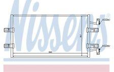 NISSENS Condensador, aire acondicionado OPEL RENAULT TRAFIC NISSAN 940119
