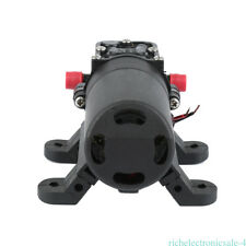 12V DC Water Pump 3.5Lpm Self Priming For RV Marine boat Garden Camper Dams