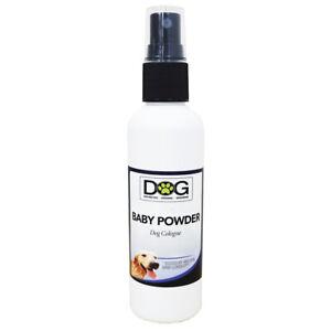 100ml Baby Powder Dog Spray Cologne - Grooming Spray - Deodorant Pet Perfume