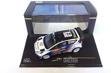 Ford Fiesta RS WRC MONTE CARLO 2014 IXO 1:43 RALLY DIECAST CAR MODEL RAM571