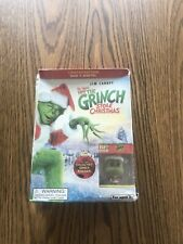 How The Grinch Stole Christmas (Limited Edition) [2018, Dvd, Digital] Funko Pop!