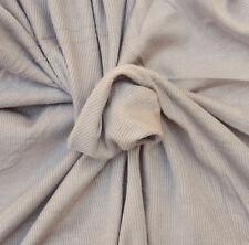 Modal Spandex 2x1 Rib Fabric by Yard Stone 4 Way Stretch 7/16