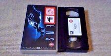 ALIENS THX DIGITAL STEREO UK PAL VHS VIDEO 1997 Sigourney Weaver James Cameron