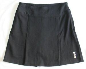 Jofit Golf Wear Black Golf Skort Women's Size 2