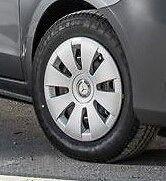 Genuine Mercedes-Benz (447) Vito/VClass - 1x Wheel Trim Cover 16 Inch BNIB