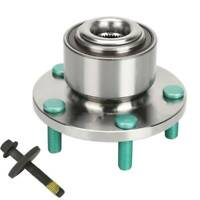 FOR MK2 2004-2012 FORD FOCUS FRONT WHEEL BEARING HUB KIT WITH