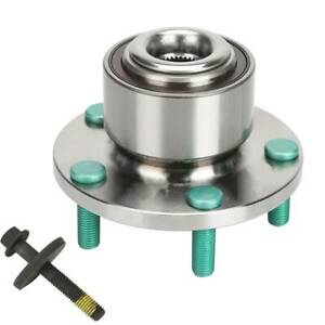 FOR MK2 2004-2012 FORD FOCUS FRONT WHEEL BEARING HUB KIT WITH car accessories