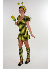 Kostüm für Erwachsene Honigbiene mit Flügeln und Fühlern