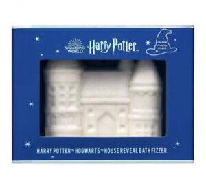 Harry Potter HOGWARTS House Reveal Bath Fizzer Childrens Xmas Gift Set / Stockin