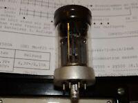 Röhre Telefunken LV1 Tube Valve auf Funke W19 mit gut geprüft BL-1934