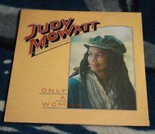JUDY MOWATT: ONLY A WOMAN 1982 LP CANADA SHANACHIE  43007, STILL SEALED