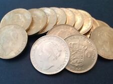 - Netherlands Curacao 1944 D 2 1/2 Silver Gulden Choice Uncirculated Unc