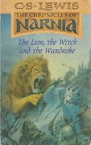 The Lion , the Witch and the Wardrobe by C.s .lewis Book The Cheap Fast Free