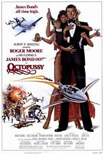 """""""OCTOPUSSY"""" Movie Poster [Licensed-NEW-USA] 27x40"""" Theater Size (James Bond)"""