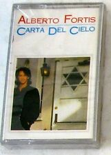 ALBERTO FORTIS - CARTA DEL CIELO - Musicassetta Sigillata mc k7