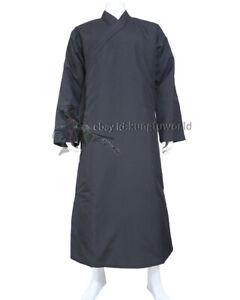 Warm Shaolin Buddhist Wudang Taoist Robe Tai chi Suit Kung fu Wing Chun Uniforms