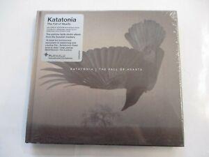 KATATONIA - THE FALL OF HEARTS - CD+DVD NEW SEALED 2016