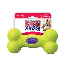 KONG AIR DOG Medium Squeaker Tennis Bone - Dog Fetch Toy (ASB2)