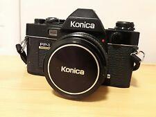 konica fp1 program + objectif konica hexanon ar 50mm f1.8