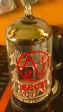 JJ ecc81 (12at7) VALVE/TUBE Brand New and tested by US