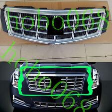 1pcs For Cadillac XTS  2013-15 Car&Auto Front Bumper Upper Grid Grille Cover Dec