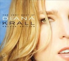 The Very Best of Diana Krall [Deluxe Edition] (CD, Sep-2007, 2 Discs, Verve)
