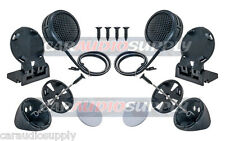 New 400 Watt  Super Car Stereo Component Dome Tweeters Truck Audio Speakers