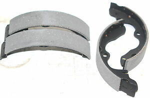 Fits 72-03 Ford Mazda Courier B1600 Solara Tercel Drum Brake Shoes 0810226 NEW