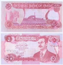 Irak / Iraq  5 Dinars 1992  kassenfrisch  P.80c