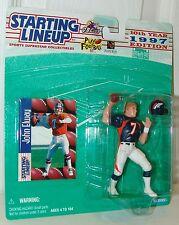 NFL Starting Lineup John Elway Denver Broncos Football - 1997 Sports Figure