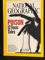 National Geographic 2005 May - POISON Fossil Trade  TFA