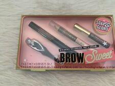 Soap & Glory Brow Sweet Gel Crayon Tin Exclusive Tweezers